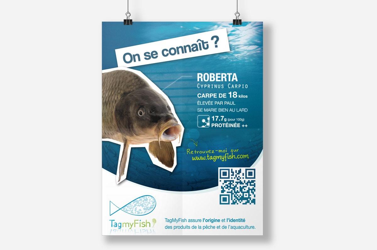 Affiche TagMyFish
