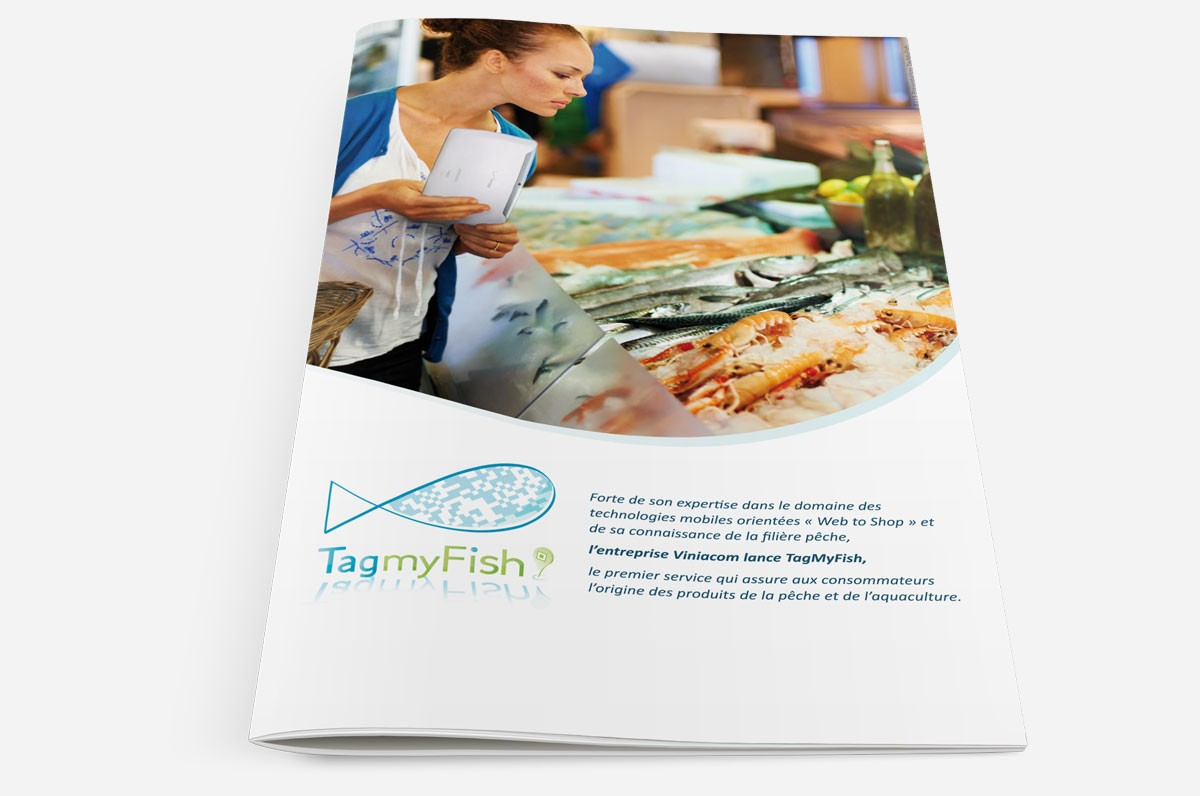 Brochure TagMyFish