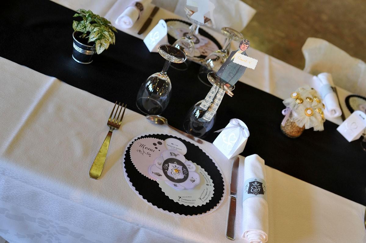 Faire-part & Décoration de mariage
